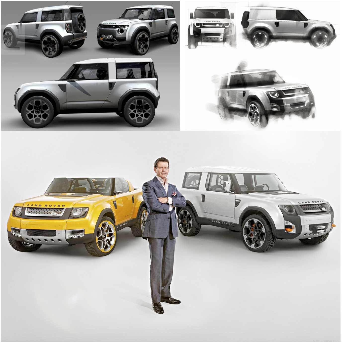 2020 Land Rover Defender: All New Model Looks Like A Bank