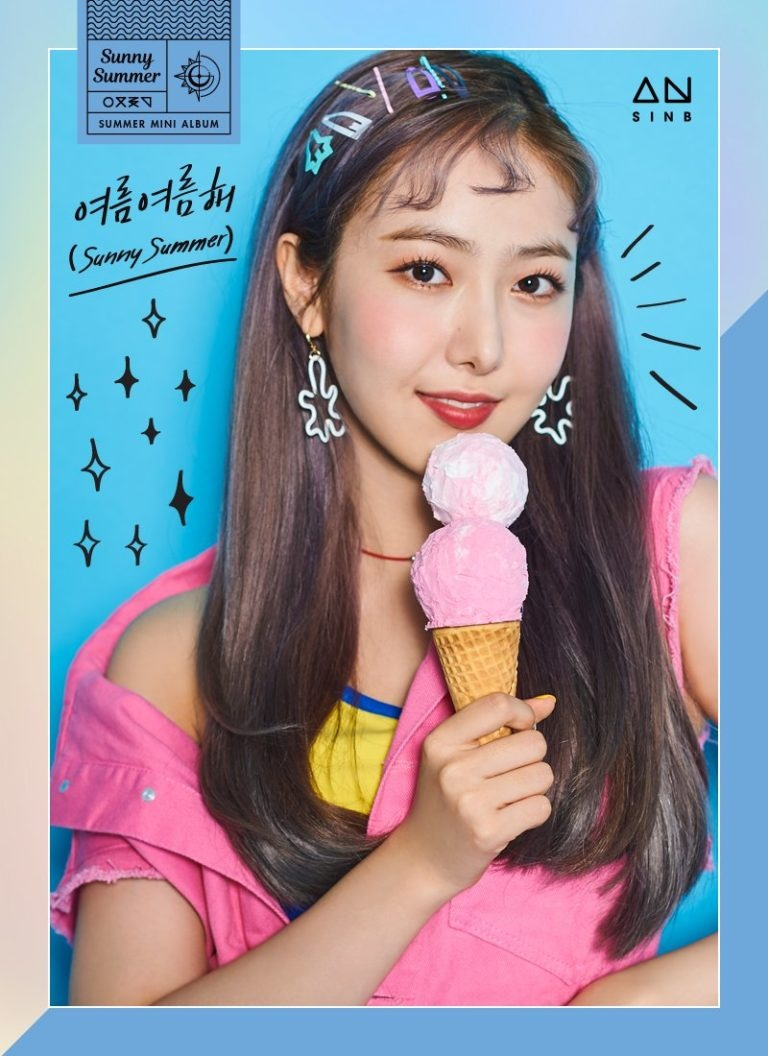 SinB (GFriend) Profile and Facts