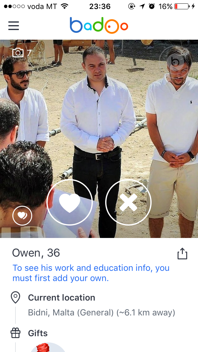 Malta dating App