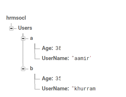 how to get users from database for auth