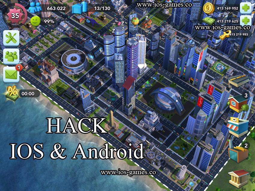 simcity buildit hack version ios