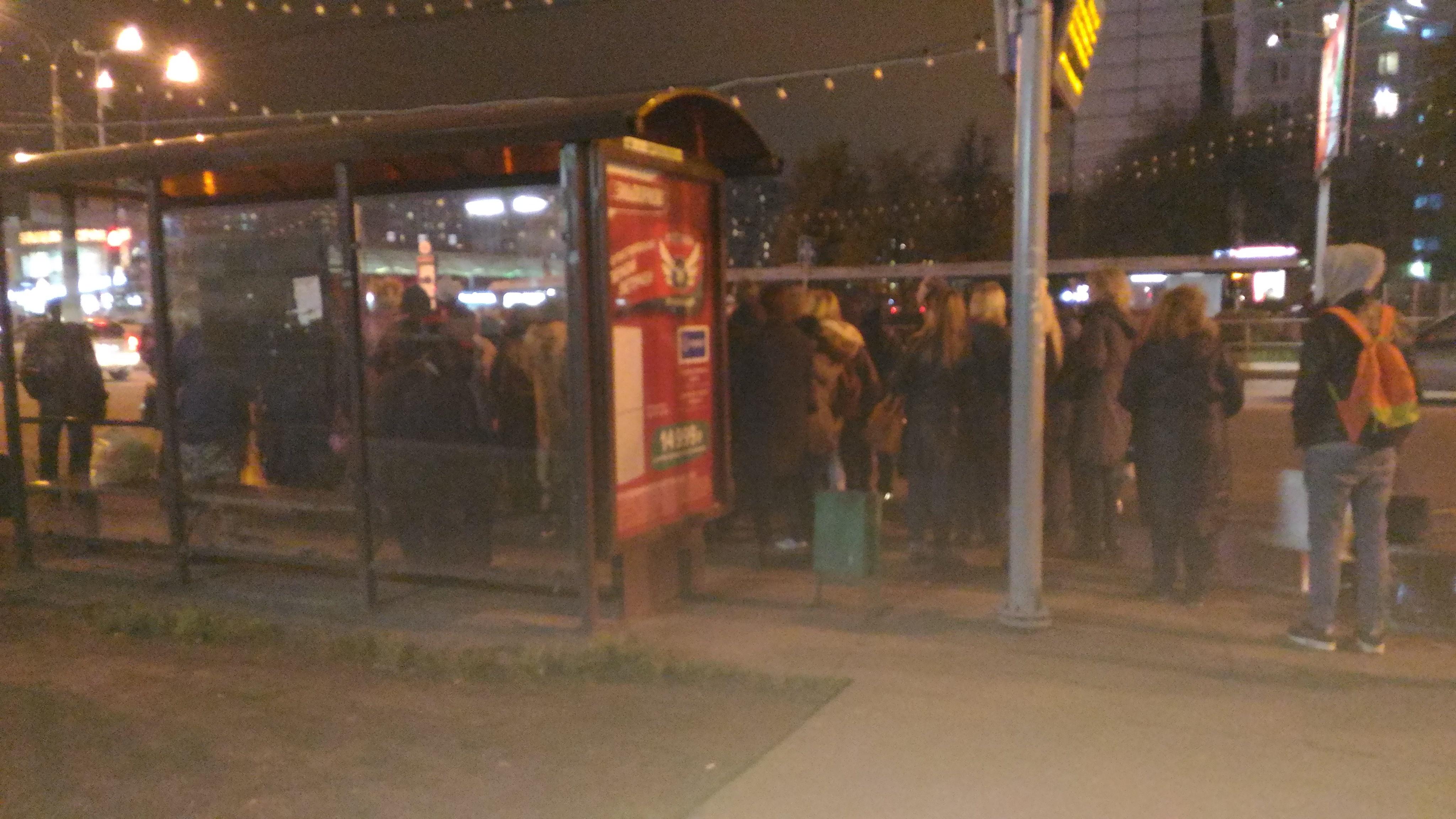 Юля дала в очко на автобусной остановке видео фото 128-900