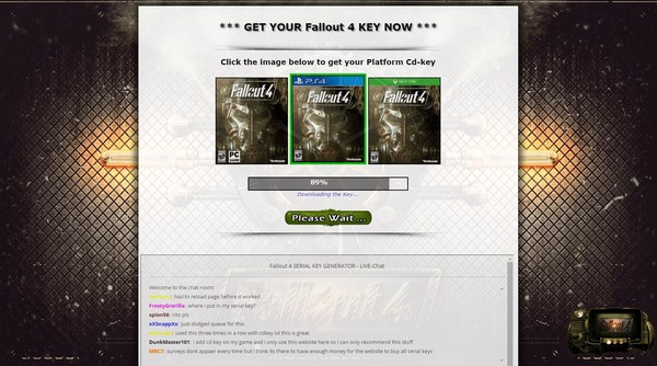 online key generator for games