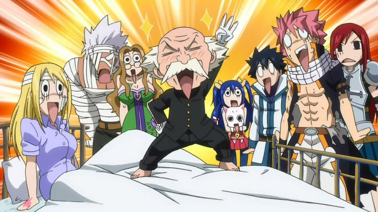 Make your own Fairy Tail character! · Fairy Tail フェアリーテイル ...