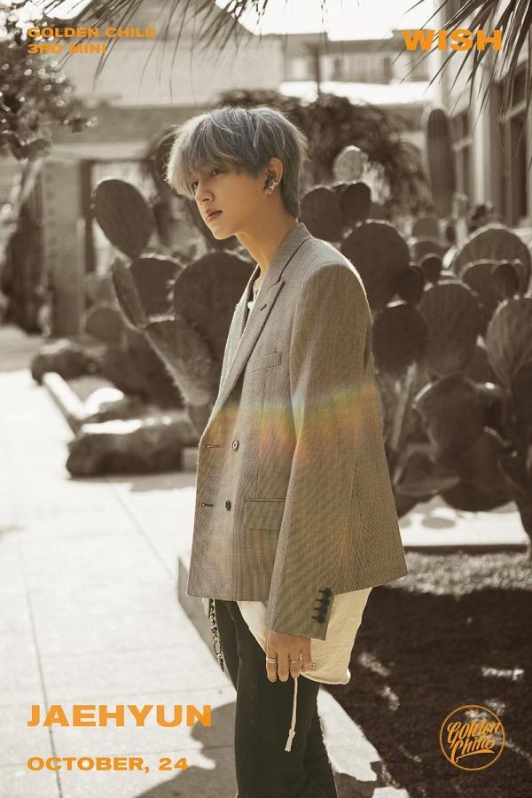 Jaehyun Golden Child