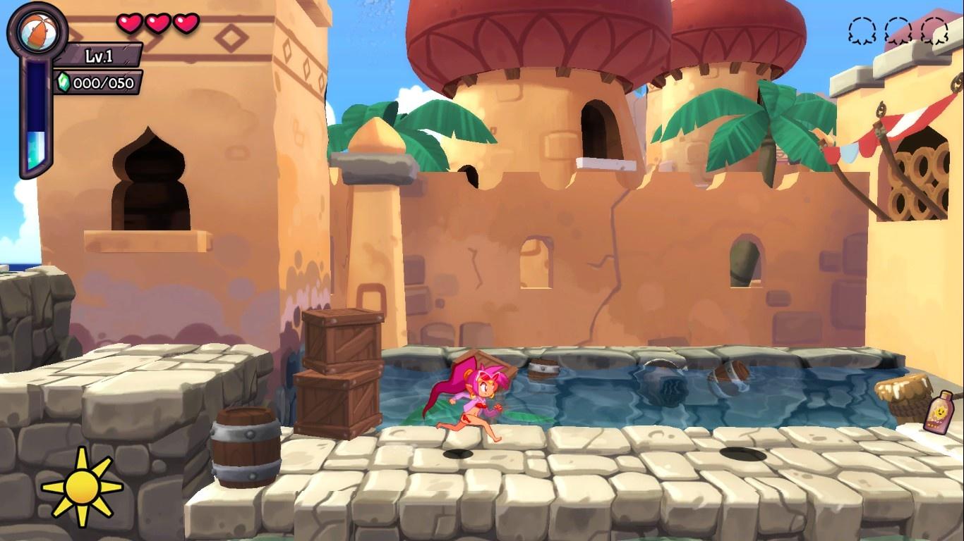 Community Blog by Inquisitive Ravenclaw // Shantae: Half-Genie Hero Costume Mode Overview Shantae: Half-Genie Hero Costume Mode Overview - 웹